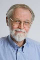 Photo of Brian W. Kernighan