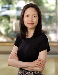 Photo of Ning Lin